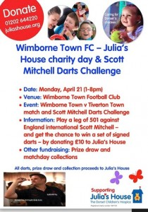 Julia House Charity Day