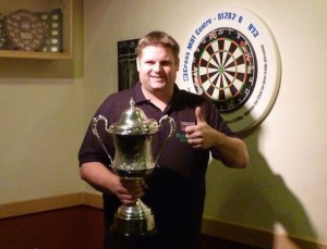 Scott Mitchell returns to West Moor Social with the BDO World Trophy